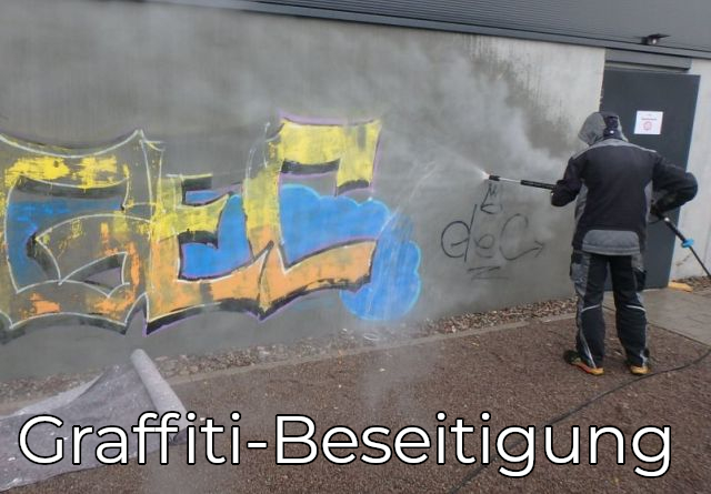 Graffiti-Beseitigung